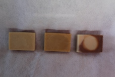 Polar, 3 Kings, and Candy Cane soap